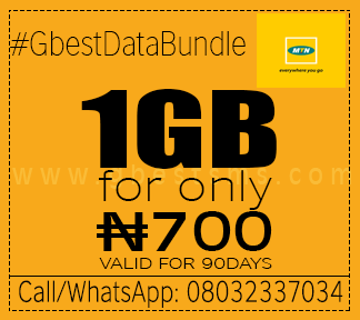 data bundle